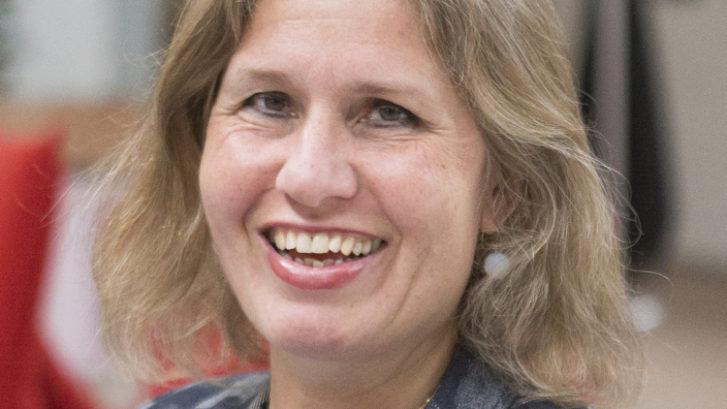 Suzanne Geerlings, hoogleraar Interne Geneeskunde AMC - © Nicole Romijn
