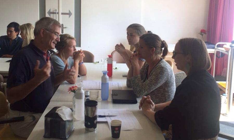 In company workshop over doelmatigheid bij het AMC