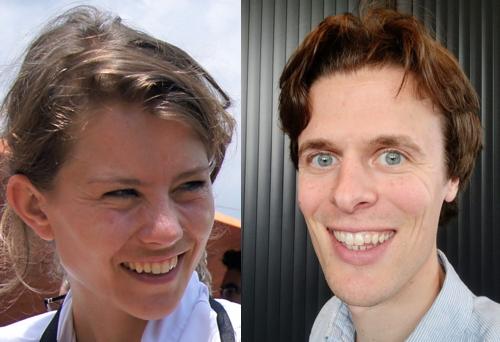 Anika Filius, aios en Karsten van Loon, onderwijskundige