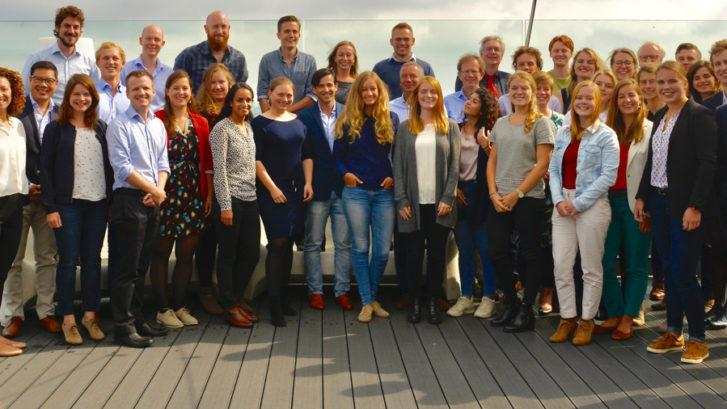 Deelnemers STARS NL september 2017