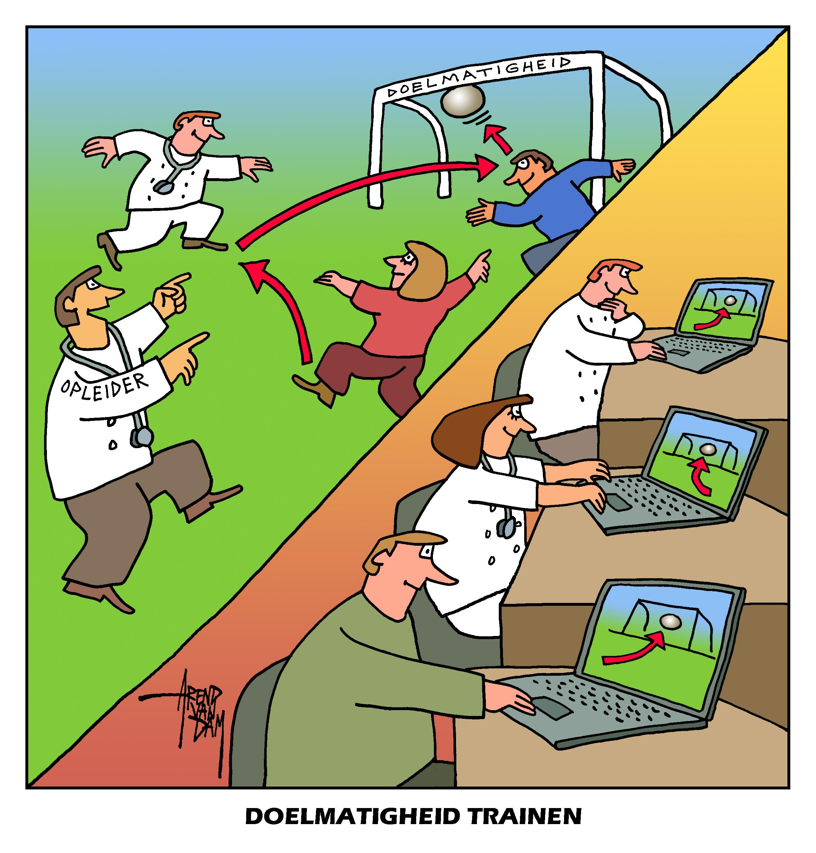 Doelmatigheid trainen