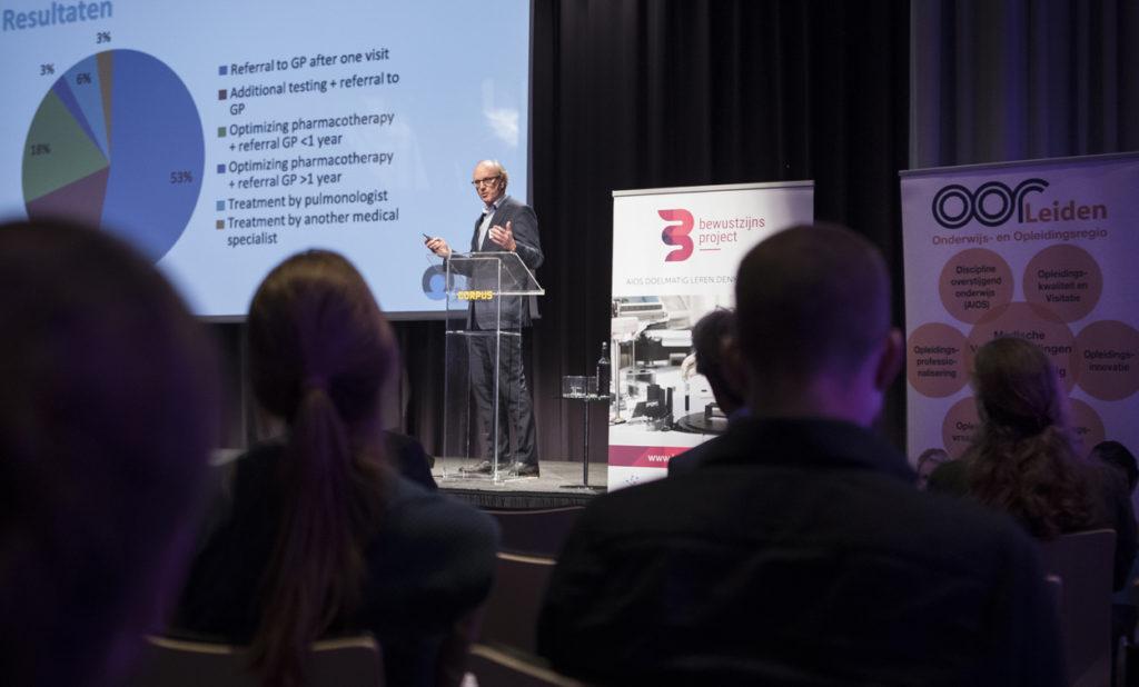 Frank Smeenk, Symposium Doelmatigheid van Zorg 2018