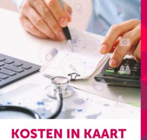 Overzicht zorgkosten in Nederland - globaal