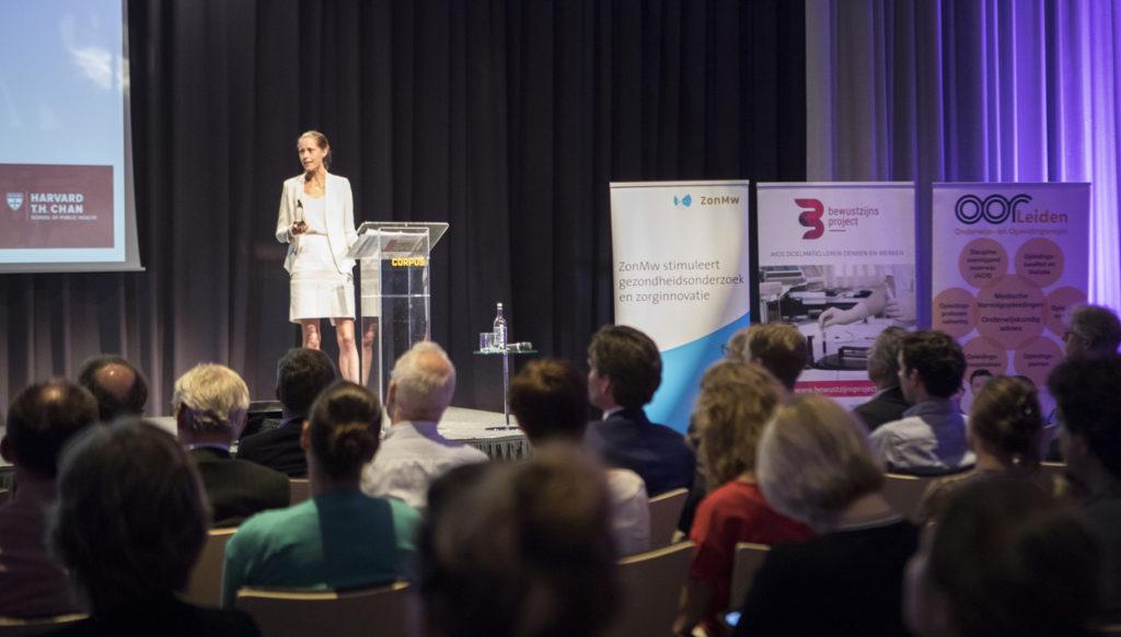 Margje Haverkamp, Symposium Doelmatigheid van Zorg