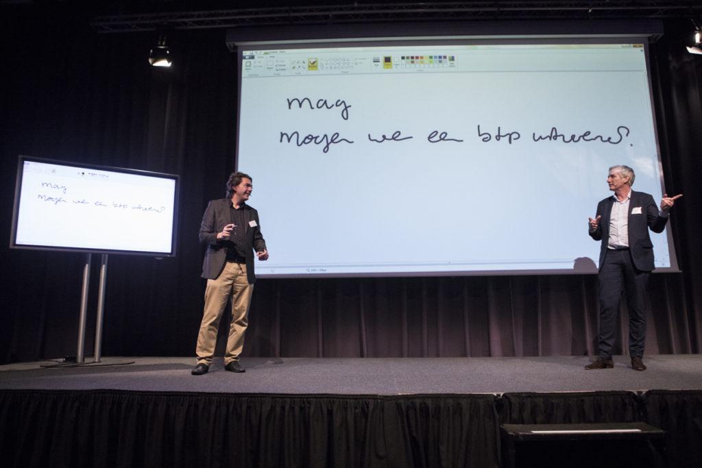Menno de Bree en Mark Kramer - Symposium Doelmatigheid van Zorg 2018