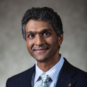 Dr. Deepak Dath, chirurg - Juravinski ziekenhuis Hamilton, professor chirurgie - McMaster University