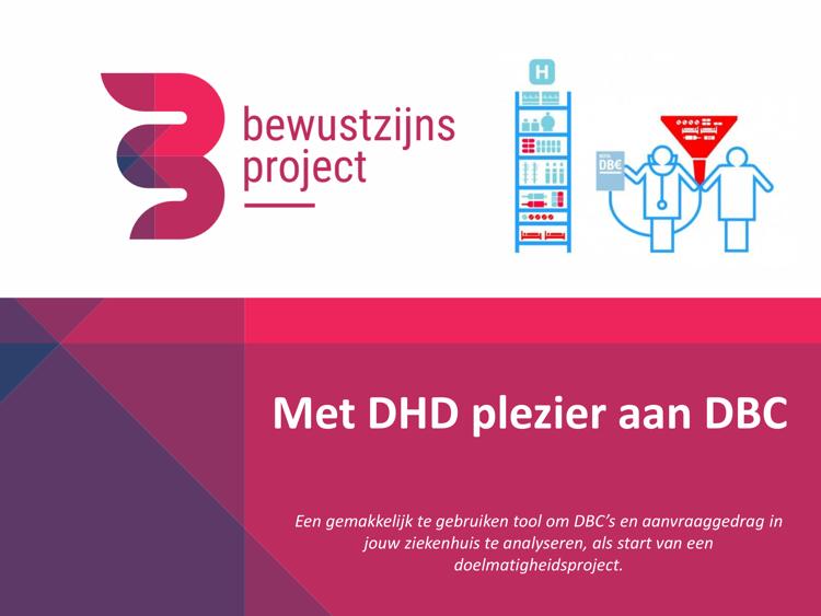 Met DHD plezier aan DBC